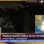 Saldo Puebla Paso Tormenta Franklin
