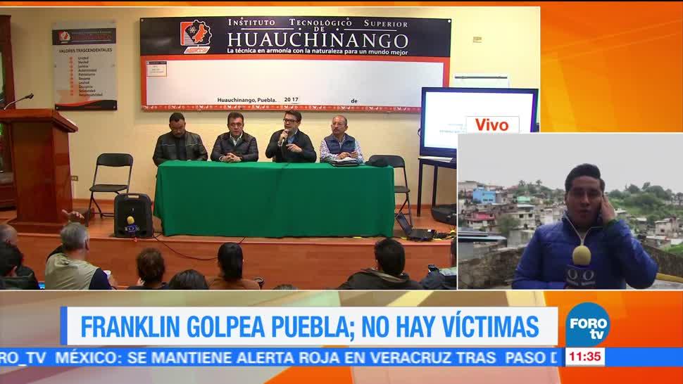 Teziutlán, Puebla, alerta, lluvias