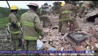 Explota polvorín en Jalisco un muerto