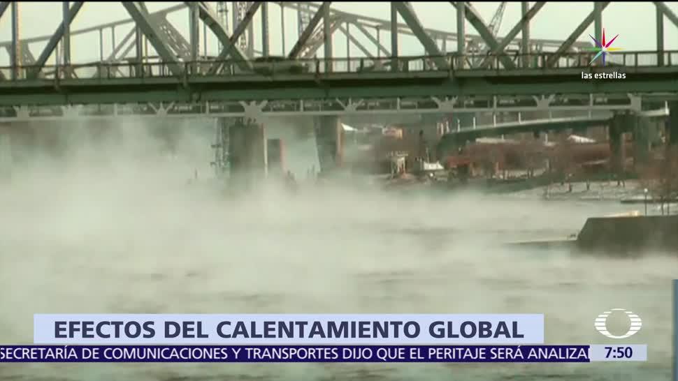 2016, año más caluroso Nacional Oceánica