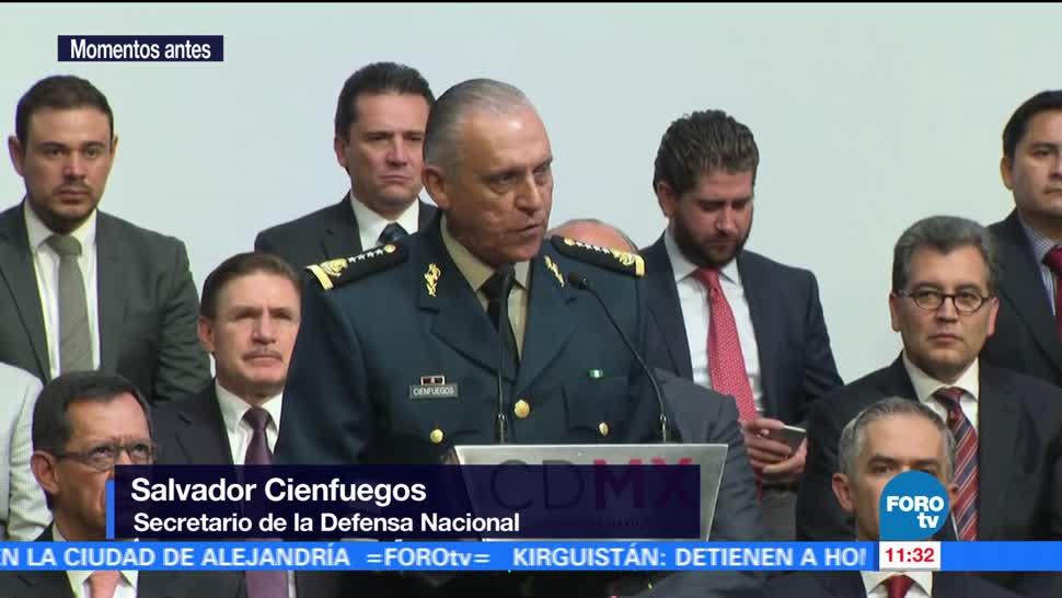 La Conago reconoce a Fuerzas Armadas