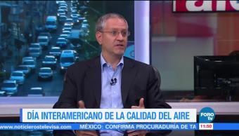 Reducir uso vehículos contra contaminación especialista