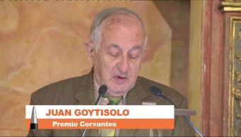 Retomando A Javier Aranda Luna Juan Goytisolo