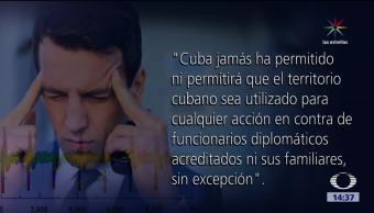 Noticia Líneas Sordera Espionaje Empleados Embajada Eu Cuba