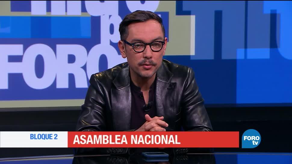 Sin Filtro, Genaro Lozano, Programa, agosto