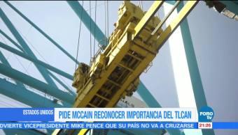 México Canadá Estados Unidos renegociar TLCAN