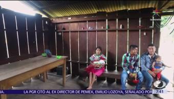 Indígenas, Chiapas, servicios, salud