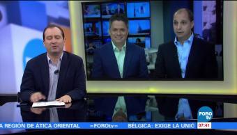 Inicia Renegociación TLCAN Ariel Moutsatsos Antonio Ortiz
