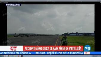 Imágenes Base Aérea Santa Lucía
