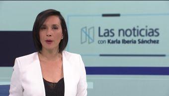 noticias Karla Iberia Programa 16 agosto
