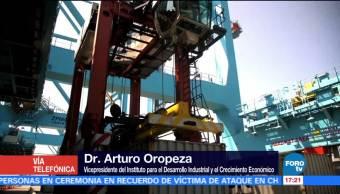 Discurso EU renegociación TLCAN Arturo Oropeza