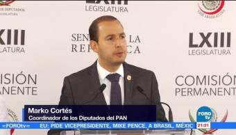 Legisladores piden aplicar medidas cautelares a Emilio Lozoya