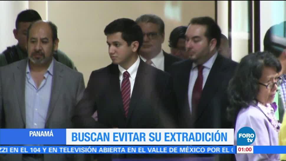 Abogados buscan evitar extradición de Roberto Borge