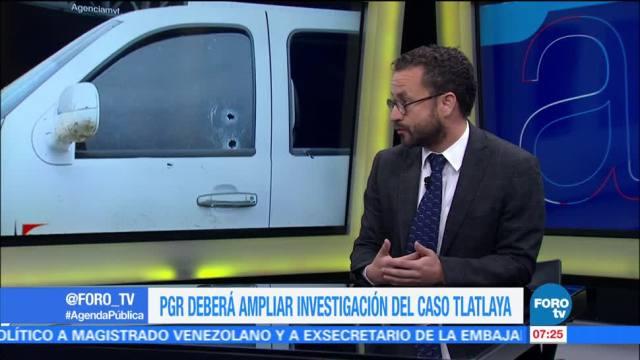 investigaciones, sobre, caso, Tlatlaya