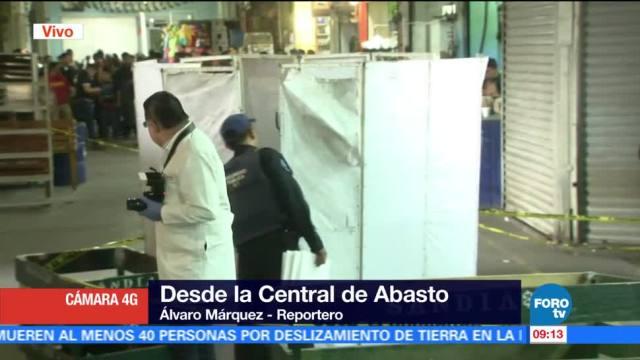 Muere Presunto Asaltante Central de Abastos