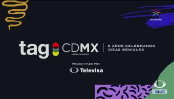 Concluye quinta edición de Tag CDMX
