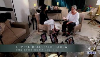 Hoy voy cambiar serie Lupita D'Alessio