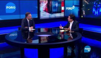 Mario Delgado, aspirante de Morena al Gobierno de la Ciudad de México