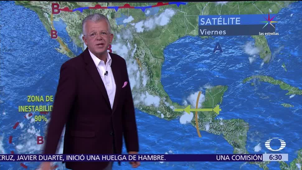Despierta Con Tiempo Pronostican Ambiente Caluroso 10 Estados Mexico