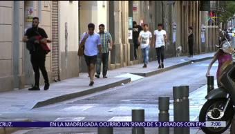 Cataluña Principal Sede Extremismo Islamico España