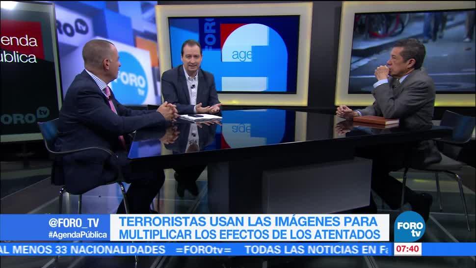 Atentado Terrorista Rambla Barcelona Rafael Cardona Mauricio Meschoulam