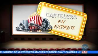 Cartelera Express Adriana Riveramelo Fin De Semana