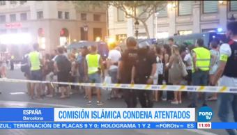 Comision Islamica España Condena Atentado Ramblas