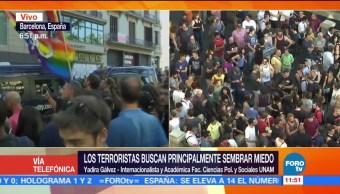 Objetivo Extremistas Llamar Atencion Terrorismo Academica
