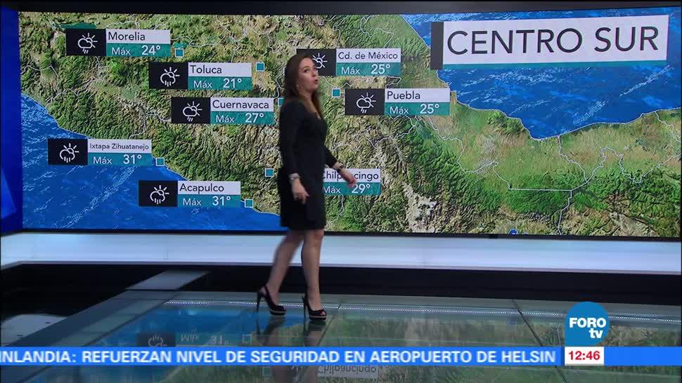 Tiempo Raquel Mendez Mexicali Baja California Alcanza