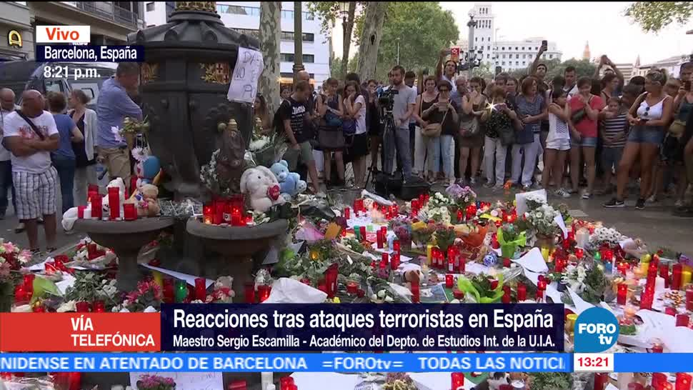 España nunca ha estado fuera de la mira de los yihadistas