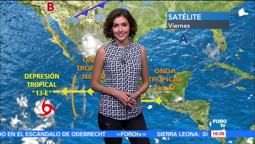 clima con Daniela Álvarez 18 agosto