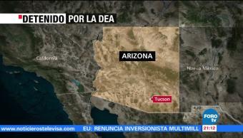 Detienen a hermano de Dámaso López El licenciado en Estados Unidos