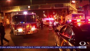 Accidente, automovilístico, Iztapalapa, muerto