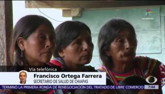 Secretario, Salud, Chiapas, rechaza