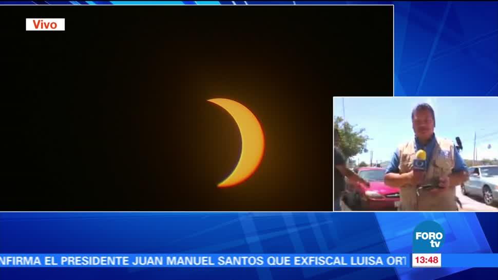 Chihuahua habilita areas observar eclipse solar