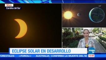 Sismo acompaña eclipse solar Colima