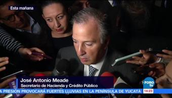 Meade Celebra Mexico Mantenga Intereses Primera Ronda Tlcan