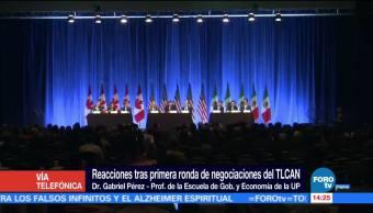 México equipo estructurado renegociacion TLCAN