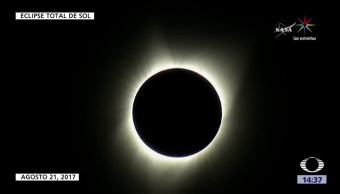 Eclipse Total Sol Visto Nasa