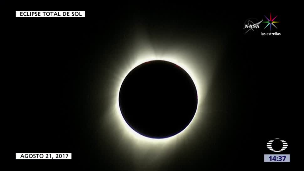 Eclipse Total Sol Visto Nasa