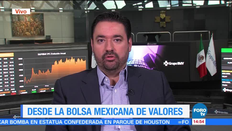 Prevalece Optimismo Mercado Valores
