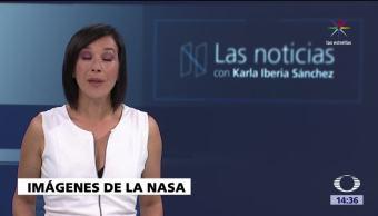 Las noticias con Karla Iberia, Programa, completo, agosto 2017