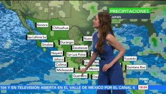 Clima Hora Mayte Carranco Zona De Inestabilidad
