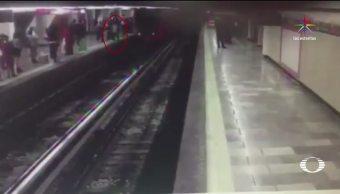 Crece número de suicidios Metro CDMX