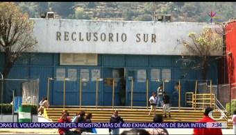 Localizan Reo Desaparecido Reclusorio Sur