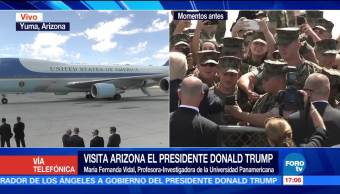 Trump no perdonará al exsheriff Joe Arpaio