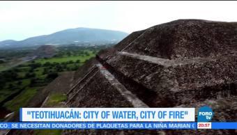 Hallazgos de Teotihuacán exhibirán en EU