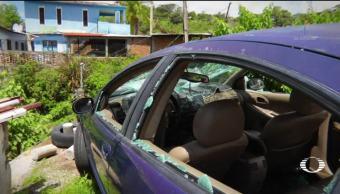 Pobladores huyen Concordia Sinaloa crimen organizado