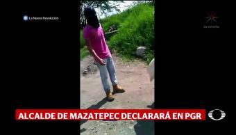 Alcalde de Morelos declarará ante SEIDO