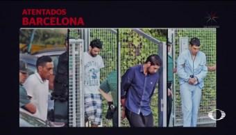 Terroristas planeaban ataque mayor en Barcelona